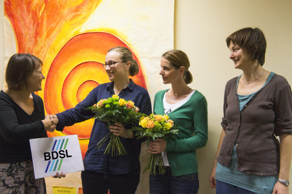 Symbolbild: BDSL Förderpreis Übergabe 2015