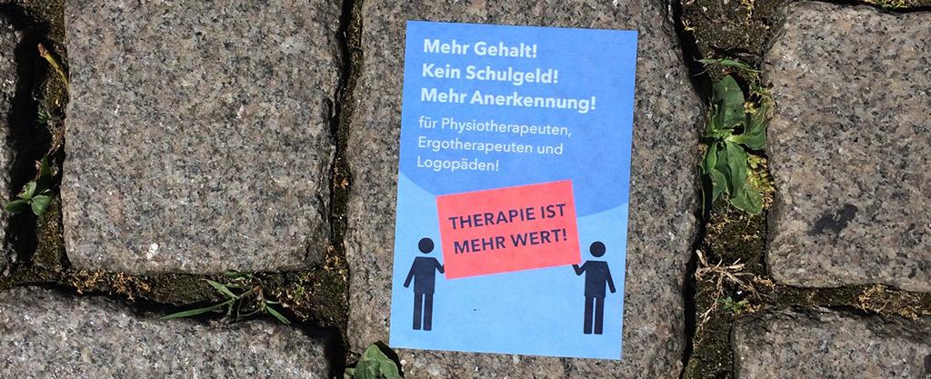 Therapie ist mehr wert! (Foto: Harald Wanetschka)