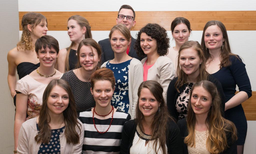 BachelorabsolventInnen Erlangen