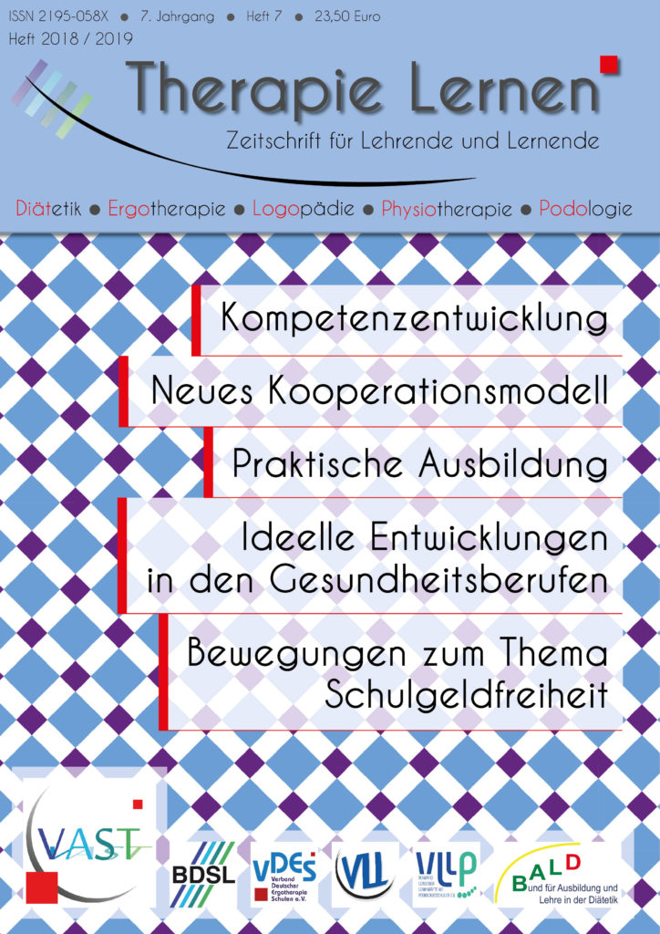 Therapie Lernen 2018-2019